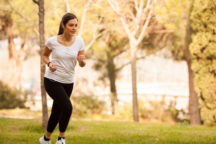 Бег для похудения, как начать, правильная техника для сброса веса