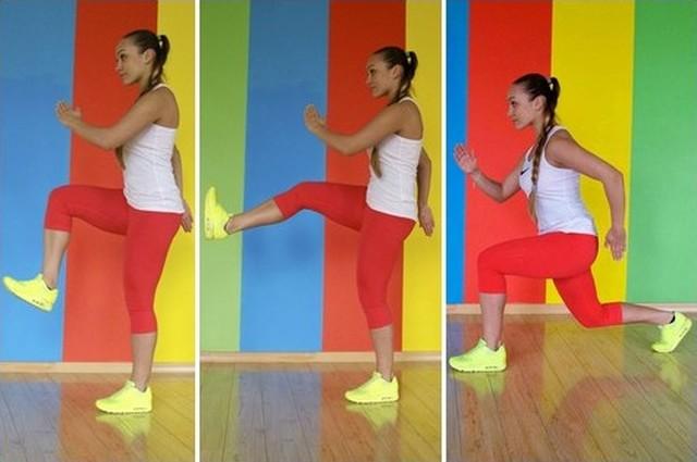 Жиросжигающие упражнения: как сжечь жир на животе, ягодицах, бедрах, ногах: 5 лучших домашних тренировок для новичков