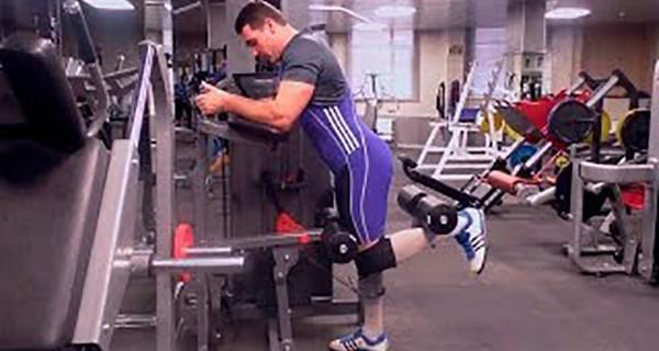 Лучшие упражнения для ног мужчинам в тренажерном зале
