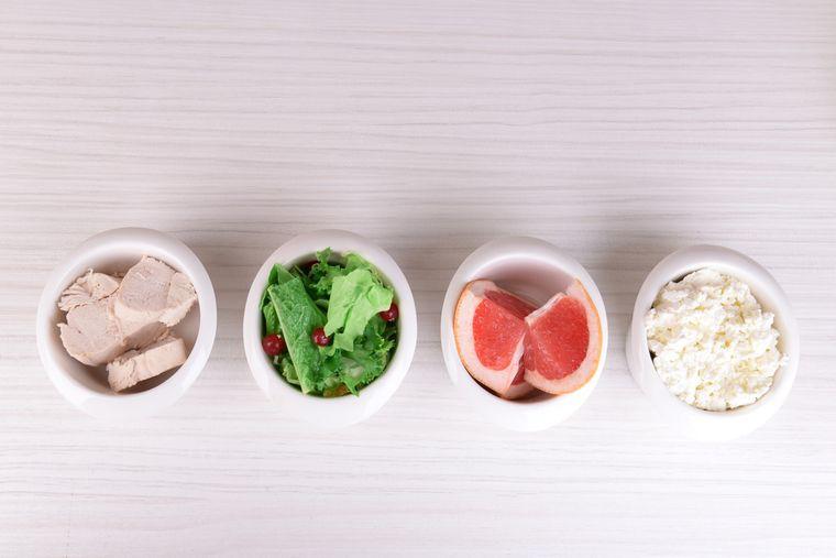 Голодная диета для похудения, меню на 4, 5, 7, 10 дней, отзывы