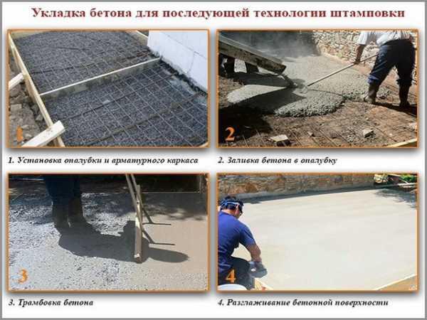 Арт бетон своими руками
