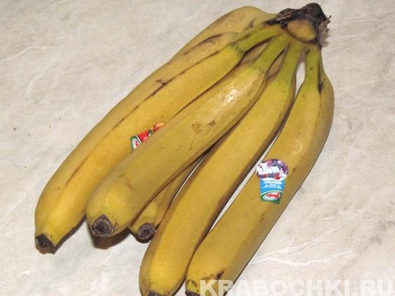 Молочный коктейль с бананом без мороженого