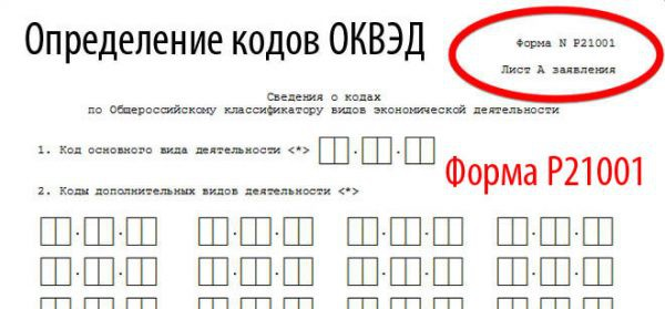 Пошаговая инструкция добавления ОКВЭД для ООО 2018 год