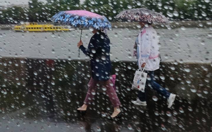 Погода в сентябре в Москве в 2018 году