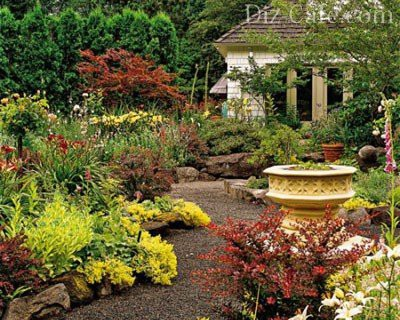 Гравийный сад своими руками — как можно использовать гравий в саду