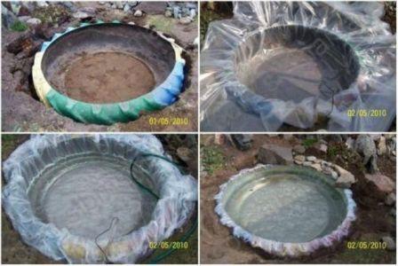 Оформление пруда на даче своими руками, фото прудов на участке