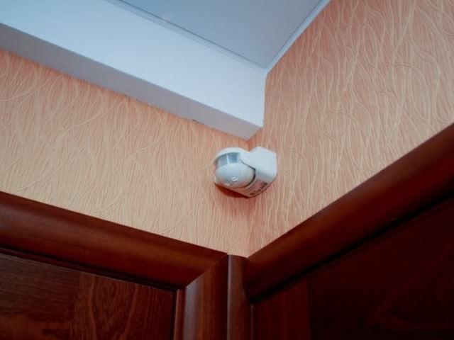 Выключатель света с пультом дистанционного управления фото