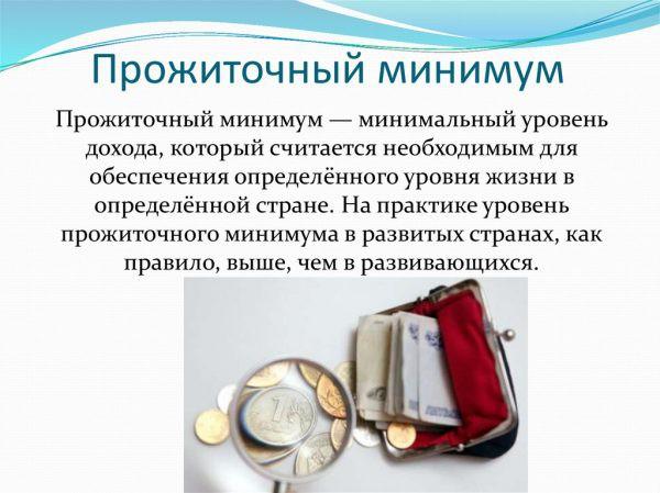 Какой будет прожиточный минимум в 2019 году в Москве