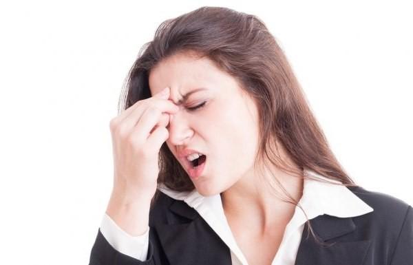 Когда насморк перерос в осложнение: фронтит и методы его лечения — Будьте Здоровы