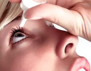 Лечение сухого глаза народными средствами