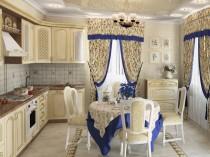 Как сшить шторы на кухню своими руками, мастер класс по пошиву красивых штор