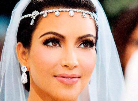 Фероньерка – прекрасная альтернатива свадебной диадеме
