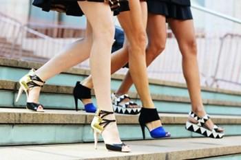 Какую обувь носить летом: дамский набор