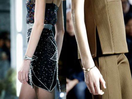 Как с помощью одежды удлинить короткие руки?