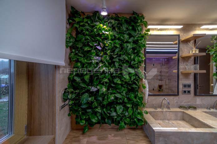 Дизайн большой ванной комнаты 12 кв