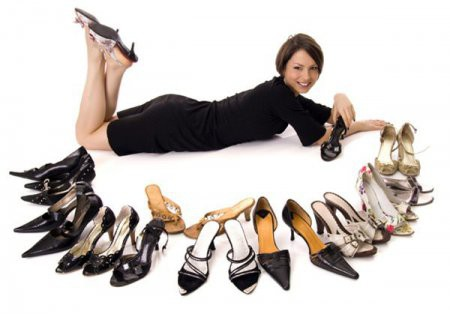 Обувь и характер