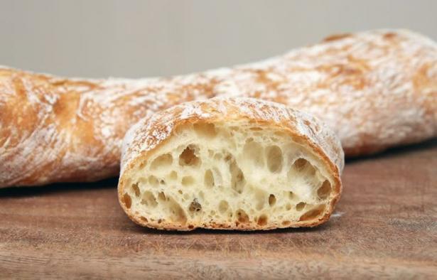 Чиабатта — итальянский хлеб, состав, виды
