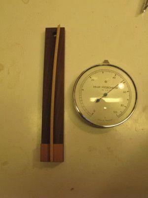 Датчик влажности для вентилятора: выбор и конструирование