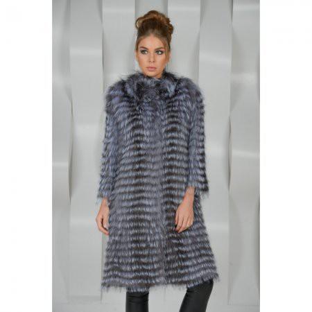 Модные трикотажные пальто