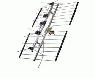 ДМВ антенна своими руками: конструкция и сооружение
