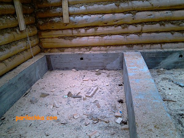 Какой лучше выбрать фундамент для бани — Строим баню или сауну