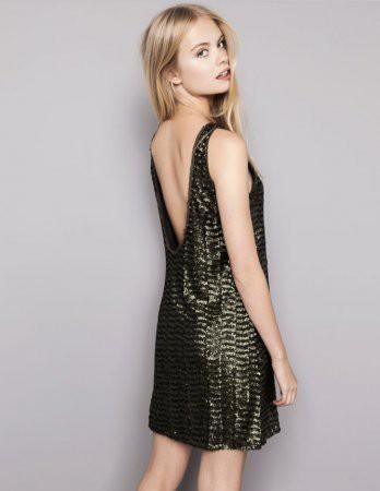 Модные платья-майки