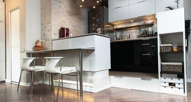Дизайн квартиры 34 кв