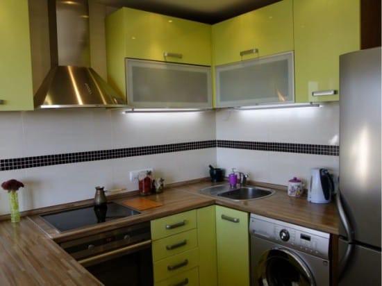Кухня с эркером – дизайн интерьера и планировка (100 фото)