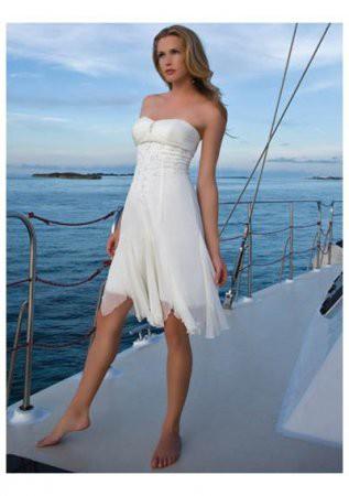 Летние свадебные платья