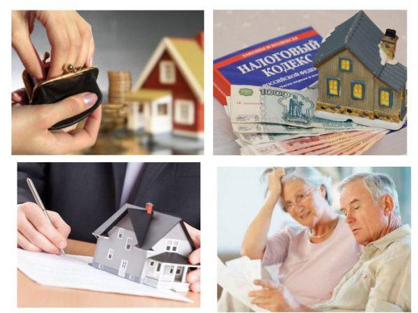 От каких налогов освобождены пенсионеры: новости 2018