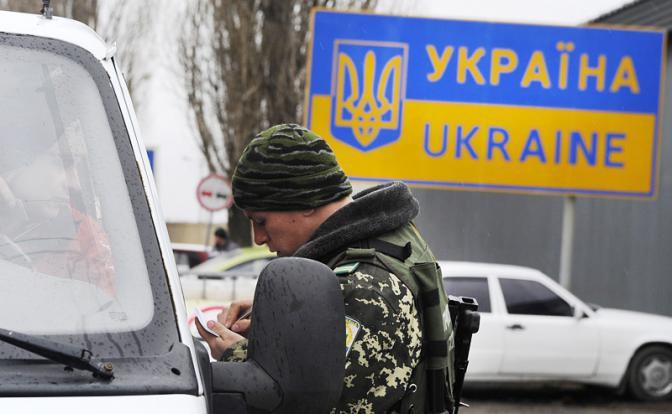 Украина не отменила запрет на въезд российских мужчин