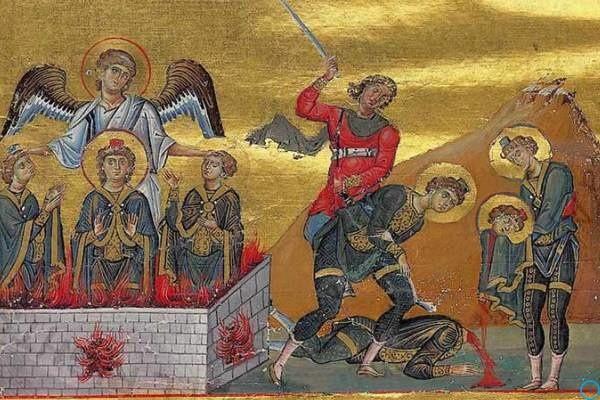 Какой церковный праздник сегодня 30 декабря 2018 в России и мире: народный, православный праздник 30.12.2018