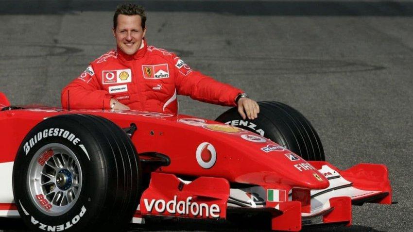 Состояние Михаэля Шумахера — последние новости, фото после комы и последнее интервью гонщика