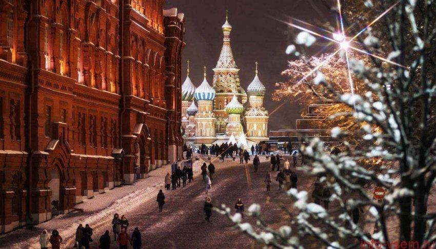 Прогноз погоды на 31 декабря 2018 в Москве, какой будет погода на новогодние каникулы в Москве