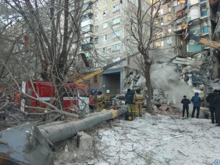 Взрыв газа в Магнитогорске 31.12.2018: число жертв, последние новости на сегодня 1 января 2019, фото, видео