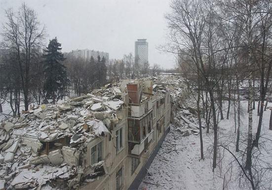 Снос пятиэтажек в Москве — в 2019 году появится окончательный график расселения