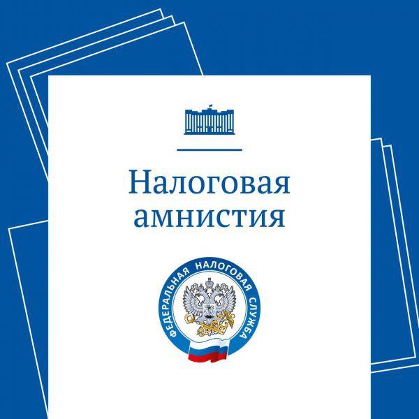 Налоговая амнистия для ИП в 2019 году