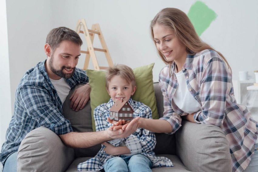Ипотека под 6 процентов в 2019 году семьям с детьми