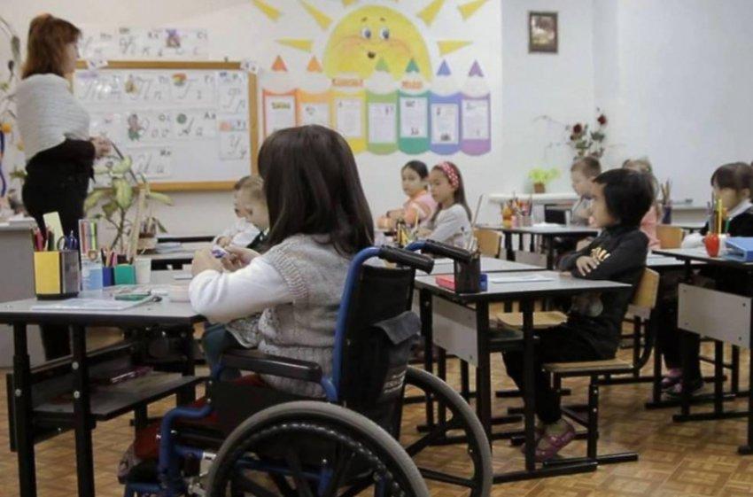 Социальная поддержка детей-инвалидов в России