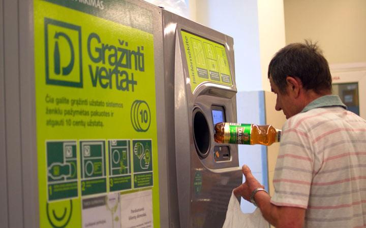 Торговые сети обяжут принимать бутылки уже в 2019 году