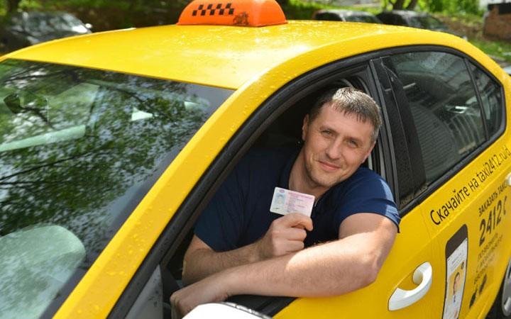 Новый закон о такси должен вступить в силу в 2019 году