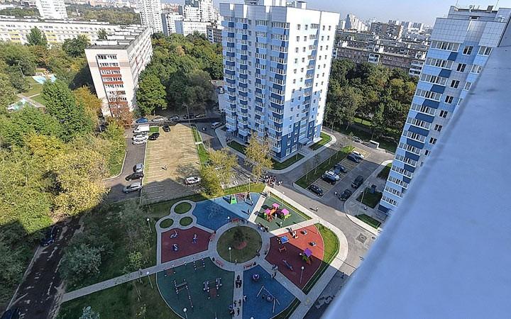 В Госдуму внесли проект закона о реновации по всей России