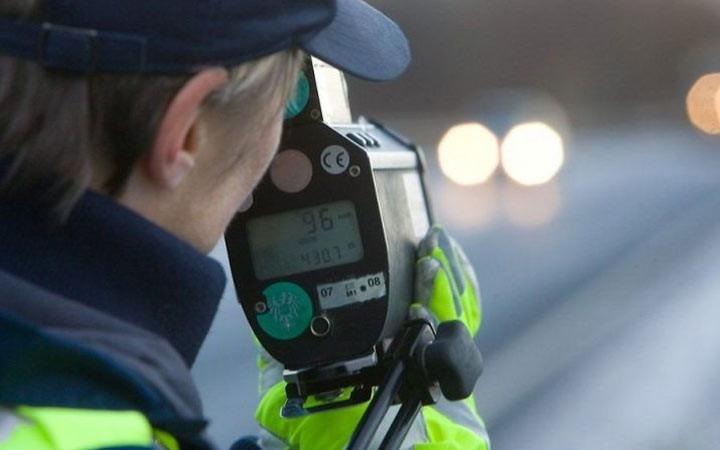 ГИБДД предложила поднять штрафы за превышение скорости в 6 раз