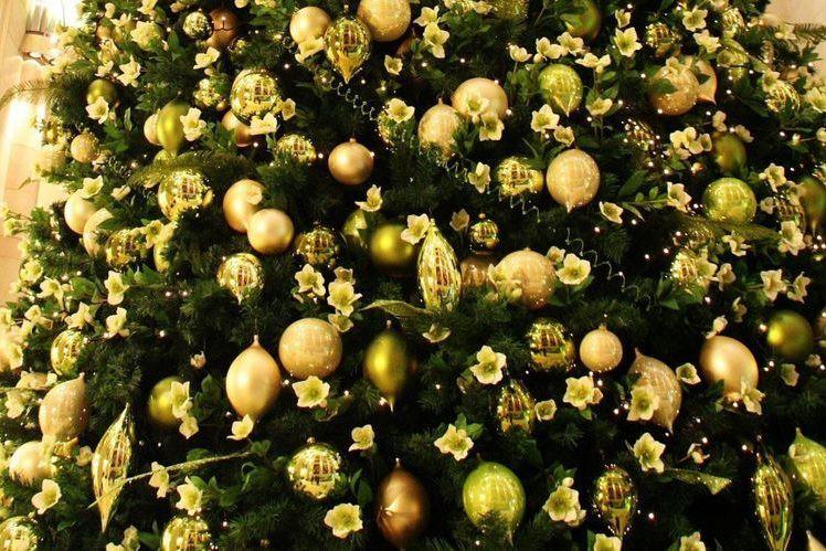 В каком цвете украшать елку в 2019 году
