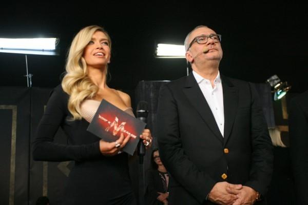 Брежнева удалила совместные фото с Константином Меладзе
