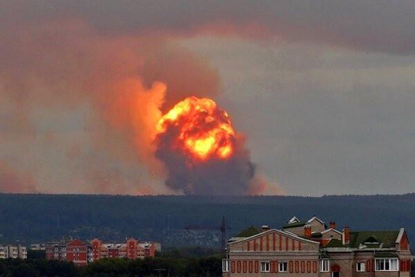 Последние новости Ачинска о взрывах на сегодня, 07.08.2019