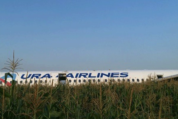 Авария с самолетом сегодня в Москве, 15 августа: что случилось, новости