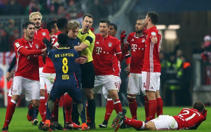 «РБ Лейпциг» — «Бавария»: прямая онлайн-трансляция центрального матча 4 тура Бундеслиги