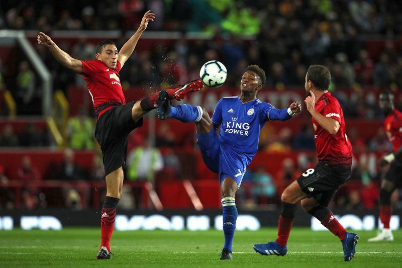 Манчестер Юнайтед — Лестер: прямая онлайн-трансляция матча с «Олд Траффорда»