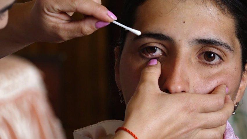 22-летняя девушка плачет кристаллами: врачи не могут объяснить феномен